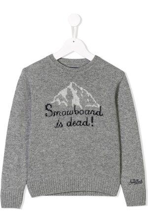 MC2 SAINT BARTH Snowboard is Dead sweater