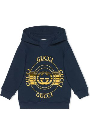 Gucci Logo-print hoodie