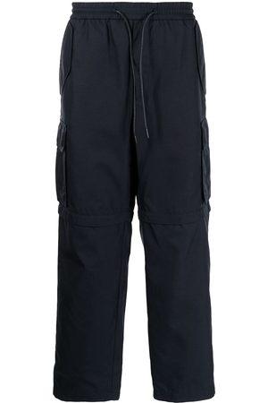 JUUN.J Straight-leg cargo trousers