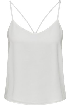 Only Loose Cami Dames White