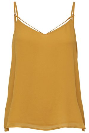 Only Loose Cami Dames Geel