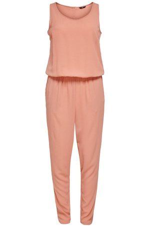 Only Mouwloze Jumpsuit Dames Roze