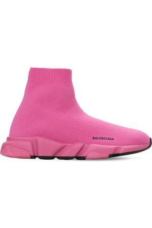 Balenciaga Meisjes Sneakers - Speed Recycled Knit Sneakers
