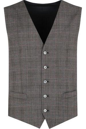 Dolce & Gabbana Check pattern waistcoat