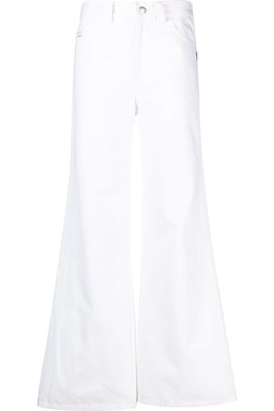 Marc Jacobs The Flared mid-rise trousers