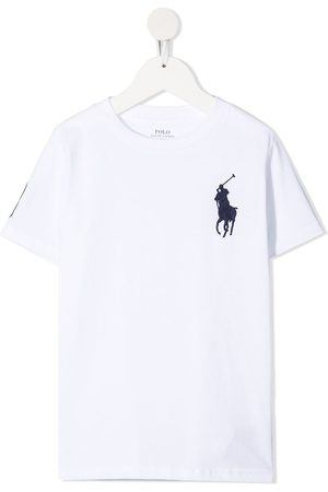 Ralph Lauren TEEN Polo Pony cotton T-shirt
