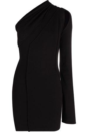 Rick Owens One-shoulder dress