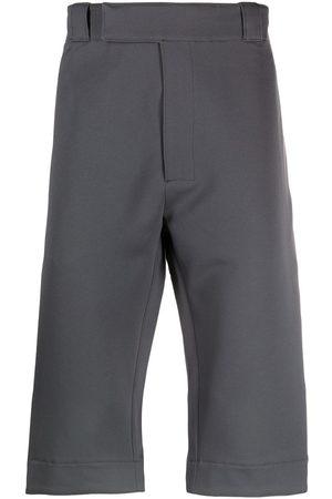 Prada Cotton tailored shorts