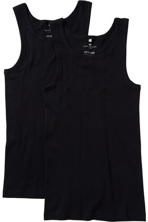 TOM TAILOR Heren Overhemden - Onderhemd