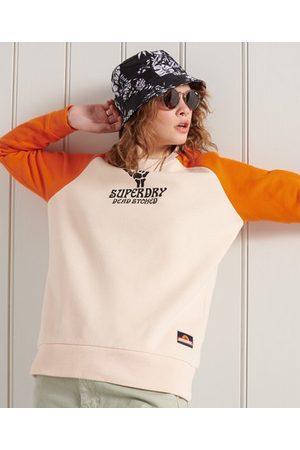 Superdry Dames Sweaters - Cali Surf sweatshirt met ronde hals