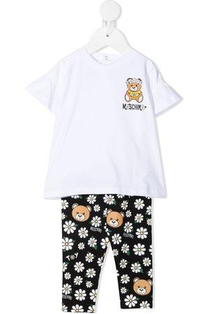 Moschino Teddy bear-print tracksuit set