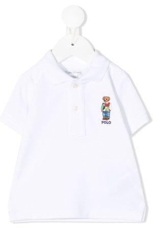 Ralph Lauren Teddy bear-print polo shirt