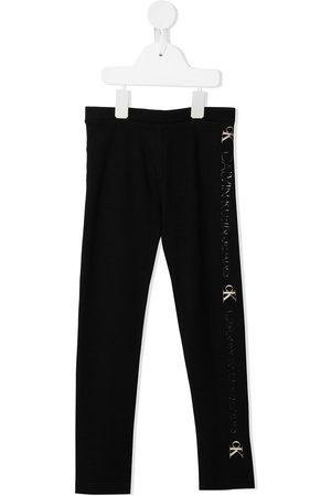 Calvin Klein Logo print leggings
