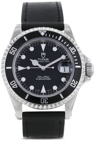 TUDOR 1995 pre-owned Prince Date Submariner 40mm