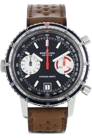 Breitling Heren Horloges - 1970 pre-owned Chrono-Matic 40mm
