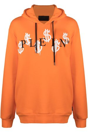 Philipp Plein Legend logo-print hoodie