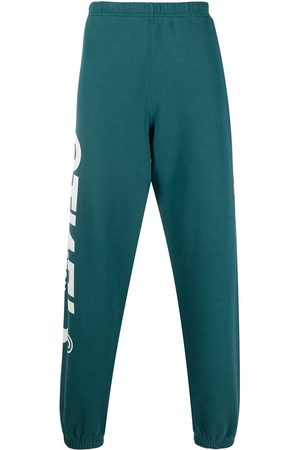 Heron Preston CTNMB-print track pants