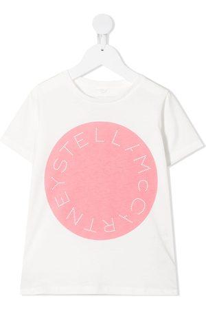 Stella McCartney Logo print short-sleeve T-shirt
