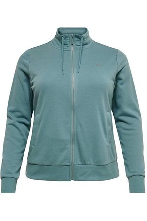 Only Dames Sweaters - Onpelina zip hooded sweat
