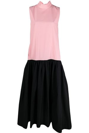 Plan C Two-tone gown