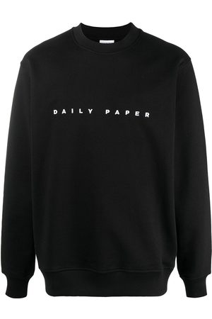 Daily paper Heren Sweaters - Logo-embroidered sweatshirt