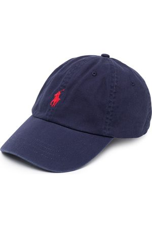 Polo Ralph Lauren Heren Petten - Logo-embroidered cotton baseball cap
