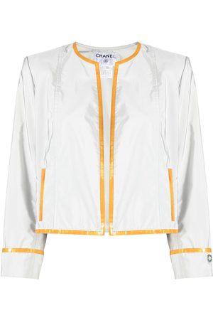 CHANEL Round-neck jacket