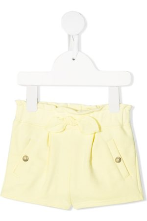 Chloé Shorts - Ruched knitted shorts