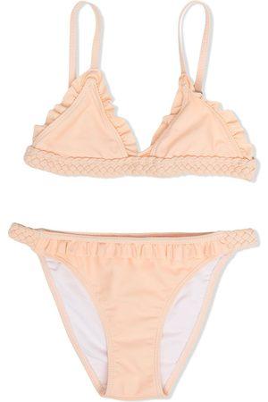 Chloé Ruffle-trimmed bikini
