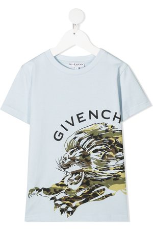 Givenchy Logo-print cotton T-shirt