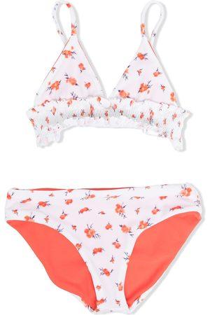 Chloé Floral print bikini