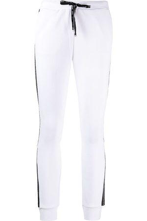 Liu Jo Side-stripe track pants