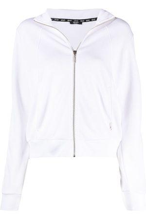 Liu Jo Side-stripe track jacket