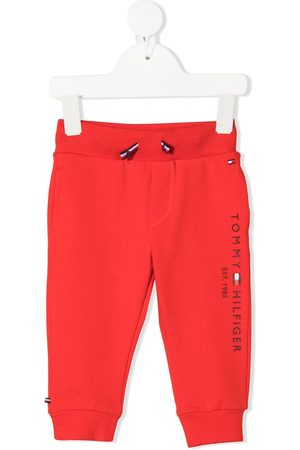 Tommy Hilfiger Essential embroidered logo track pants