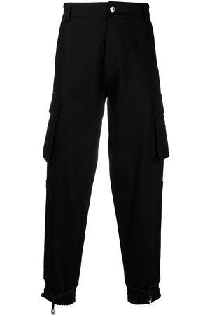 GCDS Heren Cargo's - Straight-leg cargo trousers