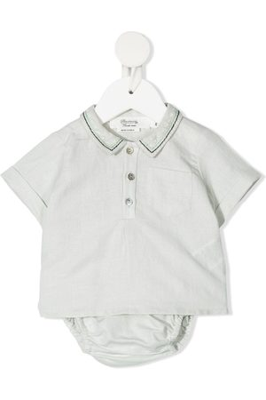 BONPOINT Polo shirt romper