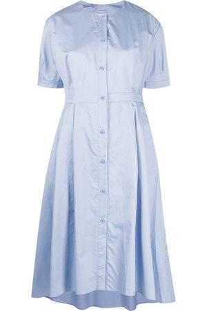 12 STOREEZ Dames Asymmetrische jurken - Asymmetric hem short dress