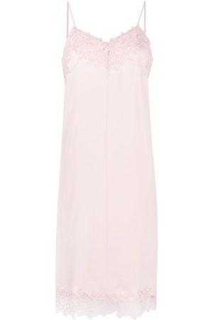 12 STOREEZ Dames Feestjurken - Floral lace slip dress