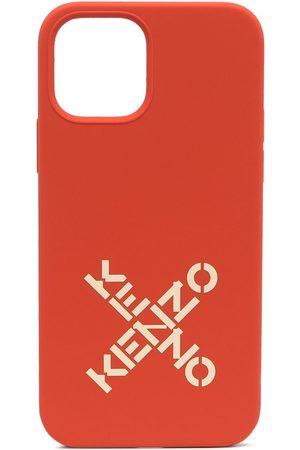 Kenzo Heren Telefoon hoesjes - Logo-print iPhone 12 Pro case