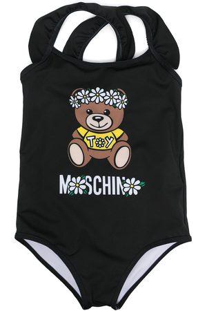 Moschino Teddy Bear print swimsuit