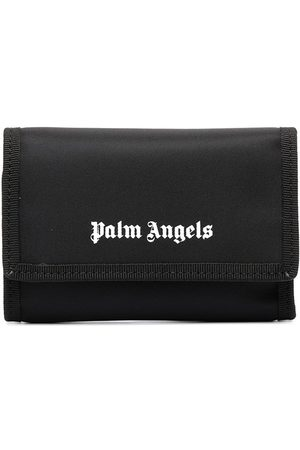 Palm Angels Heren Portemonnees - ESSENTIAL WALLET WHITE