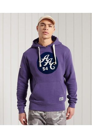 Superdry Heren Hoodies - Athletic Association California hoodie met grafische print
