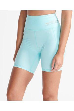 Superdry Dames Korte broeken - Sport Nauwsluitende verkoelende short