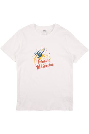 Mister Tee Shirt 'Thinking Of A Masterplan