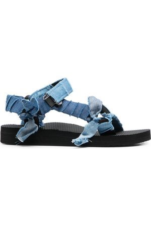 Arizona Love Trekky denim flat sandals