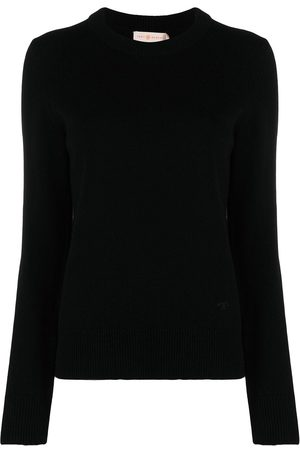 Tory Burch Knitted long-sleeve jumper