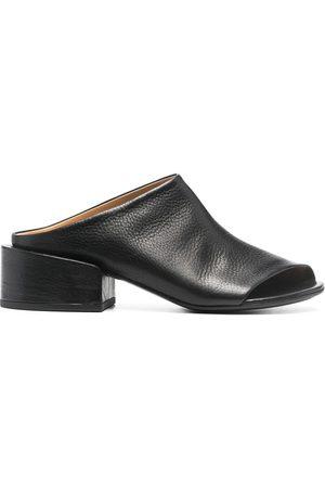 MARSÈLL Slip-on leather mules