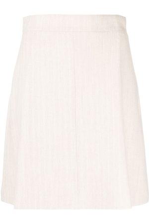 12 STOREEZ Knitted mini skirt