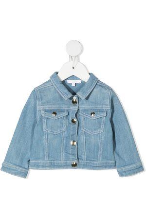 Chloé Faded denim jacket