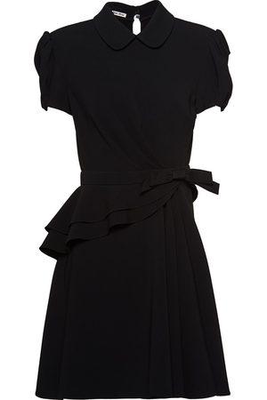 Miu Miu Faille Cady dress